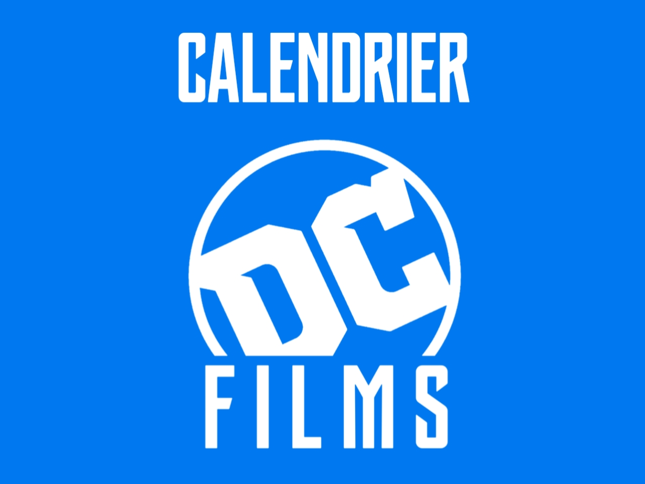 Calendrier Destiny 2.Calendrier Dc Films